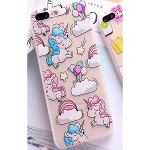 Accessories - ‼️COMING SOON‼️ IPhone 8 Plus unicorn case